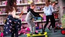 Ideas para celebrar la época navideña con los niños de forma segura por la pandemia