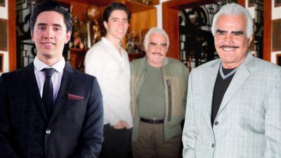 """A Alex Fernández le """"dio risa"""" estar nominado junto a su abuelo 'Chente' en la misma categoría del Latin GRAMMY"""