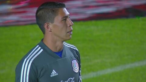 Hugo González espera demostrar que merece seguir siendo llamado al 'Tri'