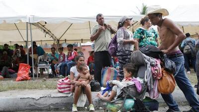 Hace 4 décadas el éxodo de centroamericanos obligó a EEUU a humanizar su política de asilo; ahora la endurece