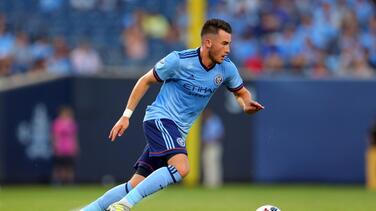 Sigue creciendo el interés por joven atacante de New York City FC en el fútbol de Inglaterra