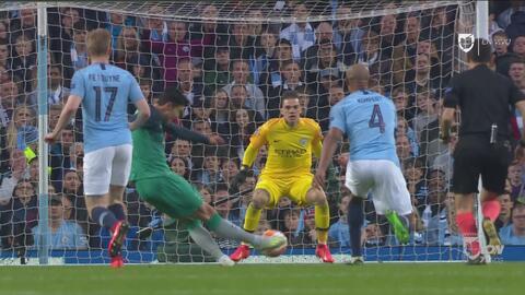 Se complica en City: Son marca el empata para el Tottenham