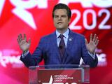 El congresista republicano Matt Gaetz es investigado por una supuesta relación sexual con una menor