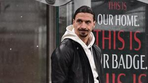 Zlatan fue multado por la UEFA por vinculación con casa apuestas