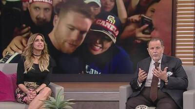 El Gordo vuelve a quedarse sin ver una pelea de 'Canelo' Álvarez: tiene dos boletos y no puede ir a Las Vegas