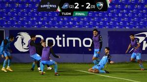 De Buen pone al Tampico Madero en la Final de la Liga de Expansión