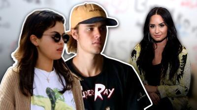Con angustia y asombro Selena Gómez y Justin Bieber reaccionan a la sobredosis de Demi Lovato