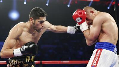 Gilberto 'Zurdo' Ramírez destronó a Arthur Abraham para hacer historia en el boxeo mexicano