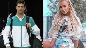 Intentan pagar a modelo para acostarse y sabotear a Djokovic