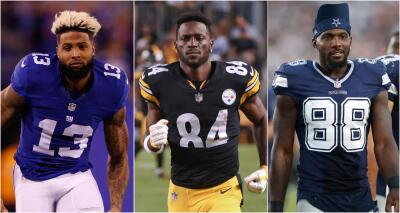 Top 10 Wide Receivers | NFL Fantasy Football