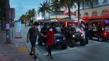 ¿Desde qué hora comenzará el toque de queda en Miami Beach durante Spring Break?