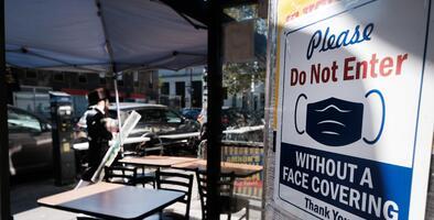 Cierran cuatro restaurantes en Pasadena por incumplir con protocolos debido al coronavirus