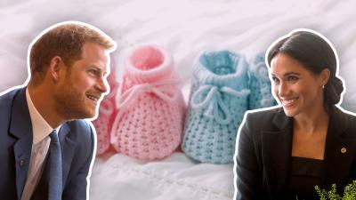 ¿Es niño o niña? Esto es lo que sabemos sobre el sexo del bebé de Meghan y Harry