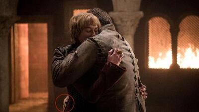 Un error más en 'Game of Thrones': una mano aparece donde no debería