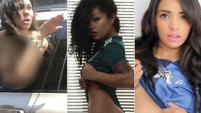 (Advertencia, contenido gráfico) Desnudos, bailes y cine erótico: el Top 5 de las mujeres que se volvieron virales por atrevidas