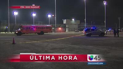 Apuñalan a dos personas tras un juego de futbol americano en Houston