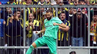 Real Madrid vence al Fenerbahce con errores de Diego Reyes