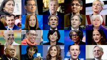 Gabinete a cuentagotas: estos son los miembros del equipo de Biden confirmados por el Senado