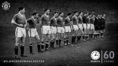 A 60 años de la tragedia del Manchester United en Múnich