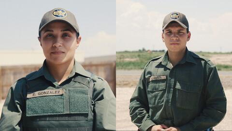 The Border Patrol is looking for more agents: Univision went along to observe the military-style training