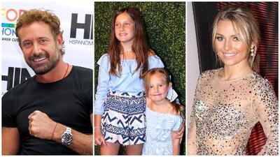 """""""Será a su tiempo"""": Gabriel Soto no descarta que sus hijas convivan con Irina Baeva"""