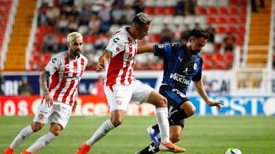 Cómo ver Querétaro vs. Necaxa en vivo, por la Liga MX 24 de Septiembre 2019