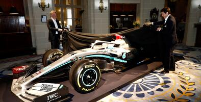 Mercedes aplicó el primer 'madruguete' a Ferrari
