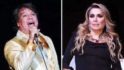 La cantante Dulce recordó una de las últimas fiestas de cumpleaños de su amigo Juan Gabriel