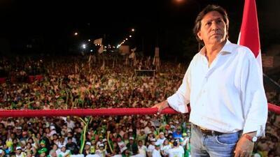 De lustrar zapatos llegó a la presidencia de Perú; años más tarde terminó preso en California