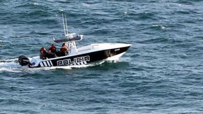 Una persona muere hoy después de haber sido rescatado de corriente marítima en una playa de Carolina del Norte.