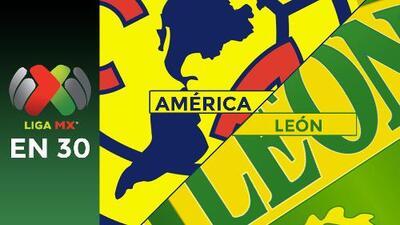 América 2-0 León - RESUMEN COMPLETO   Clausura 2018