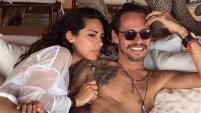 ¿Marc Anthony tiene un lado 'cute'? Su novia Raffaella nos lo revela