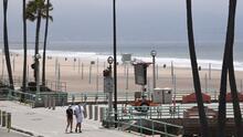 Proponen ubicar a desamparados en las playas del condado de Los Ángeles