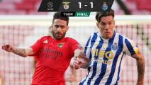 El golazo de Matheus Uribe para salvar a Porto en el clásico