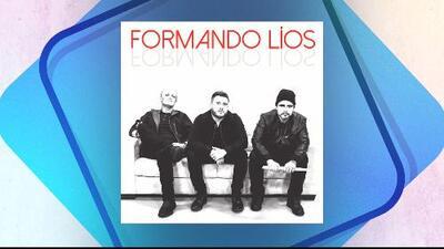 """Formando Lios presenta su nuevo tema """"Un nuevo amor"""""""