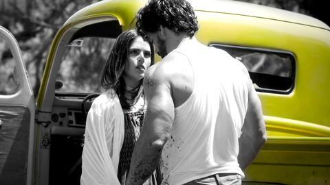 'En tierras salvajes' - Daniel se está enamorando de Isabel - Escena del día