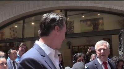 Los candidatos a gobernador de California debaten en San Francisco