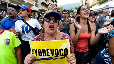 Ayudando a Venezuela a volver al camino de la democracia