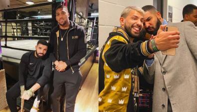 ¿La maldición de Drake? Una racha de fotografías que lo ponen en la mira del deporte