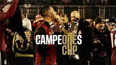Toronto FC y Tigres se enfrentarán en la edición inaugural de la Campeones Cup