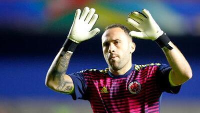 David Ospina abandona concentración de la selección de Colombia