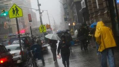Alerta del tiempo: las condiciones climáticas severas continúan en nuestra área