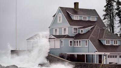 Mientras se aleja la bomba ciclónica, una nueva tormenta amenaza al noreste del país