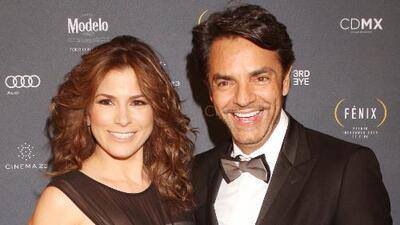 """¡Oops! La suegra de Eugenio Derbez se creyó la broma de su """"separación"""""""