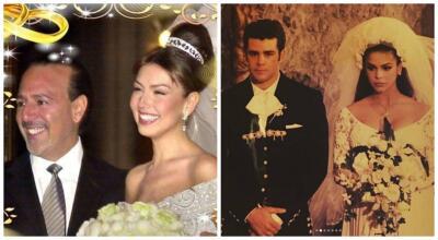 Estas famosas parejas lucen tan felices que parecen sacadas de un cuento de hadas