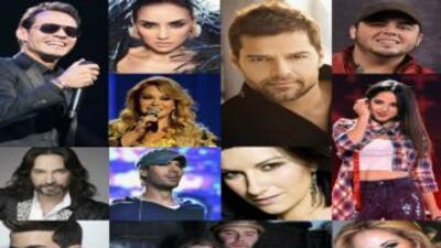 Conoce los nominados a Premio Lo Nuestro 2015