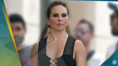 Los años terribles de Kate del Castillo: de 'El Chapo' a las fotos que le robaron