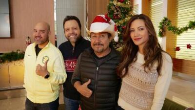 'El Bueno, La Mala y El Feo' junto con 'Omar y Argelia' se unen en Acción de Gracias