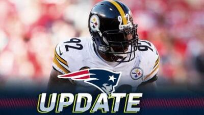 New England Patriots sorprenden contratando a James Harrison