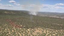Piloto que murió en el desplome de un helicóptero quería ayudar a apagar el incendio Polles